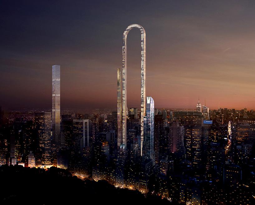 The Big Bend: ecco il grattacielo più lungo al mondo